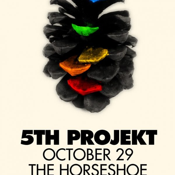 5th PROJEKT The Horseshoe Tavern Toronto