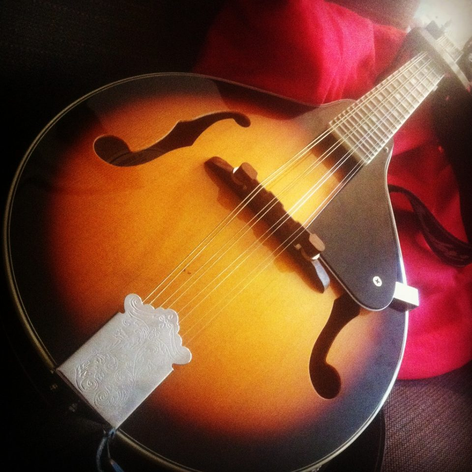 5th PROJEKT Mandolin