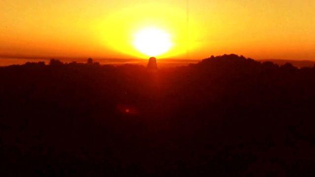 5th PROJEKT Tikal Winter Solstice 2012