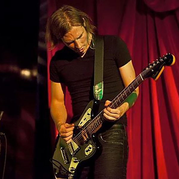 5th PROJEKT Guitarist, Sködt McNalty live performance at the El Mocambo, Toronto
