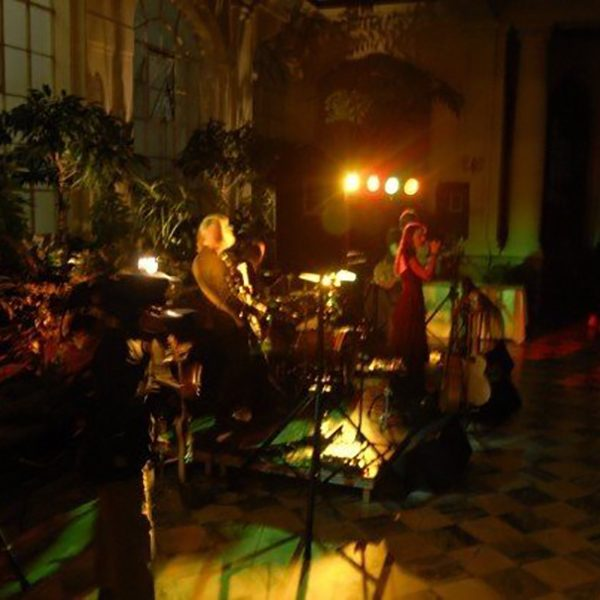 5th PROJEKT live performance at Casa Loma, Toronto